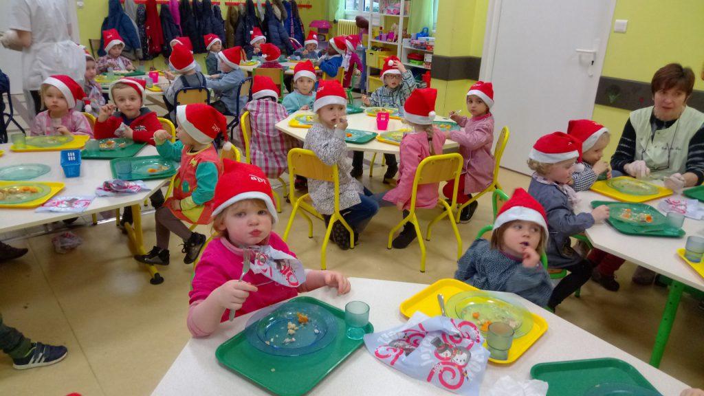 cantine garderie maternelle enfants