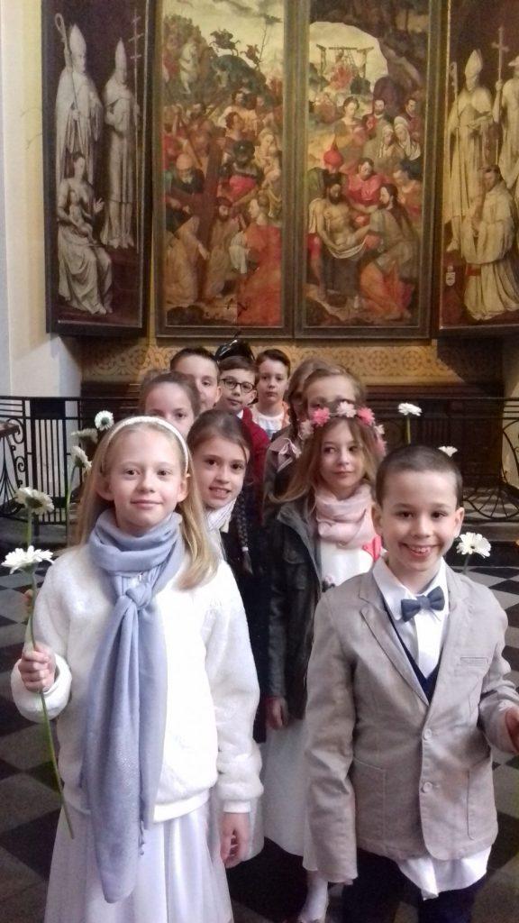 vie pastorale école communion